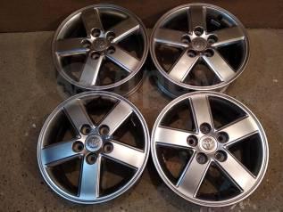 Оригинальные диски Toyota R15 5x114.3