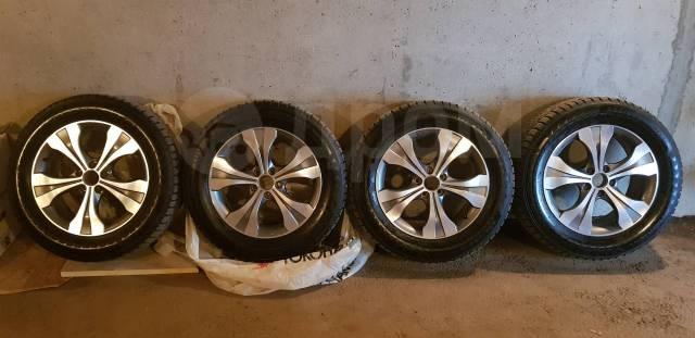 """Колеса зимние шипованные SUV 235/60 R18 107 T XL. 7.0x18"""" 5x114.30 ET50 ЦО 64,1мм."""