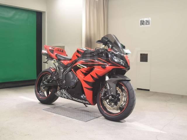 Honda CBR 1000RR Fireblade. 1 000куб. см., исправен, без птс, без пробега. Под заказ