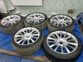 Комплект разношироких колес R20 Style 152 на BMW E65, E66