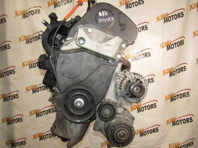Контрактный двигатель Шкода Фабия 1,4 i BKY BKY BBY BCA AUA AHW