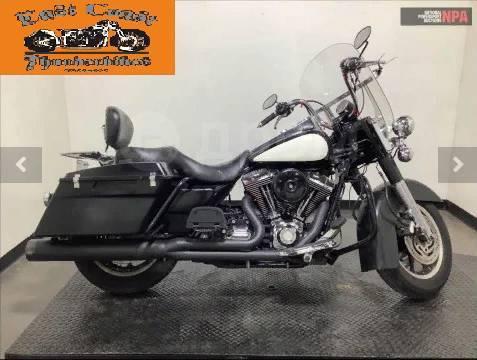 Harley-Davidson Road King. 1 700куб. см., исправен, птс, без пробега