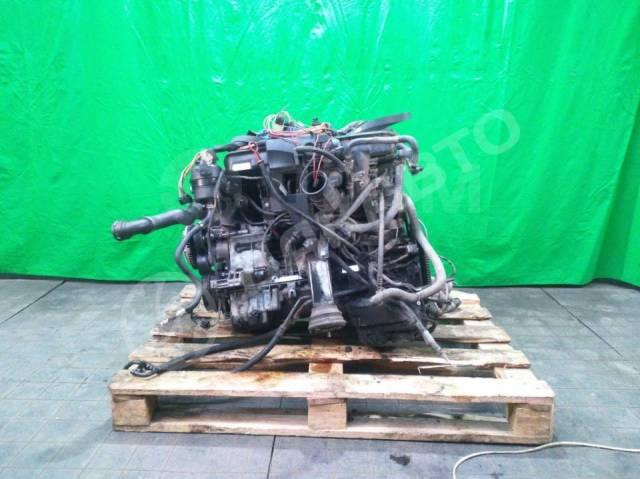 Двигатель (ДВС) БМВ E39 M54B25