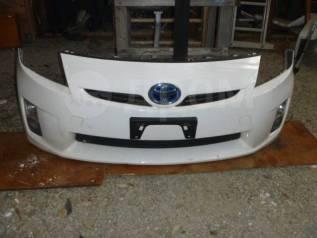Бампер передний на Toyota Prius ZVW30, 2ZR