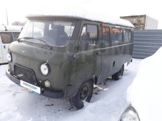 УАЗ-220695, 2019