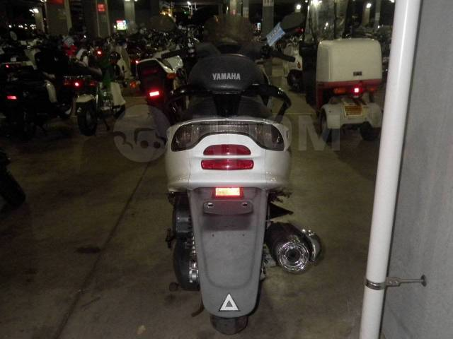 Yamaha Majesty. 125куб. см., исправен, птс, без пробега
