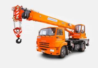 КС-35719-1-02 на КамАЗ 43253, 2021