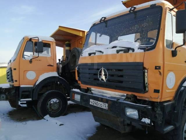 NORD BENZ ND325038J, 2008. Продам NORD BENZ грузовой самосвал, 10 520куб. см., 25 000кг.