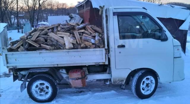 Daihatsu Hijet. Продам самосвал, 700куб. см., 900кг., 4x4