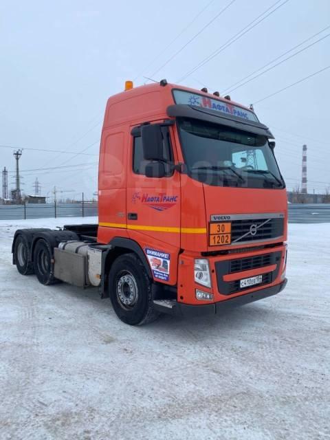 Volvo FH13. Продается седельный тягач Volvo FH D13, 480 л. с.6х4 в Новосибирске., 12 780куб. см., 27 700кг., 6x4