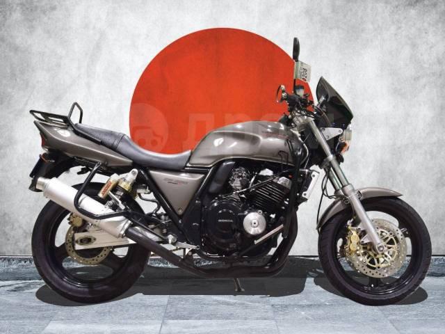 Honda CB 400SF Version S. 400куб. см., исправен, птс, без пробега. Под заказ