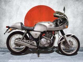 Honda GB 400, 1985