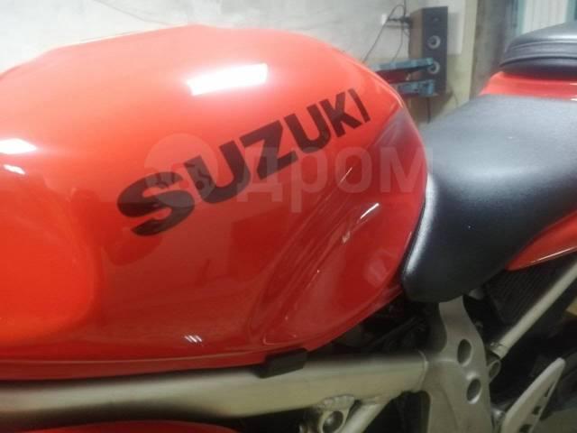 Suzuki TL1000S. 1 000куб. см., исправен, птс, с пробегом