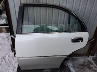 Дверь задняя левая Toyota Crown Majesta UZS171