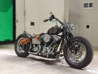 Harley-Davidson FLSTC 1450, 2006
