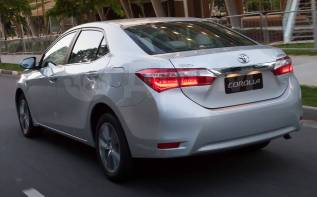 Toyota Corolla, 2015