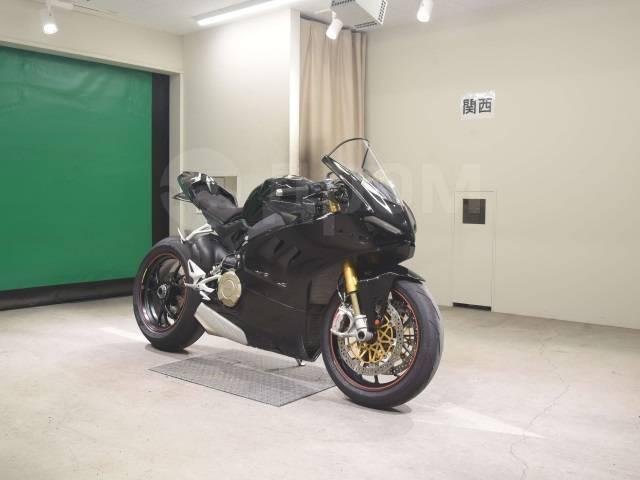 Ducati Superbike 1100 PANIGALE-REV4S, 2020. 1 100куб. см., исправен, без птс, с пробегом. Под заказ