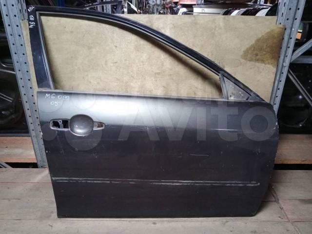 Дверь боковая. Mazda Mazda6, GG, GY AJV6, L3C1, L813, LF17, LF18, RF5C