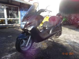 Yamaha Majesty 125, 2005