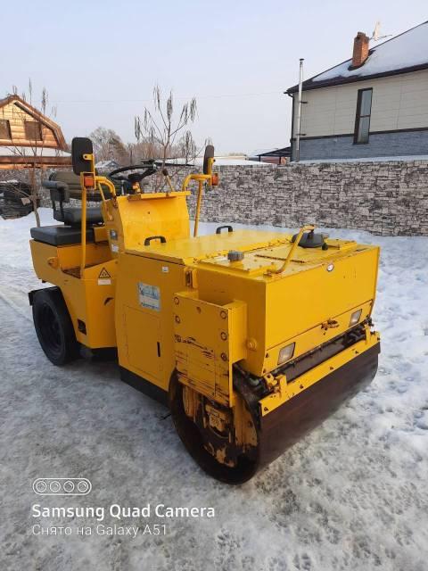 Bomag BW 115 AC-2. Продам виброкаток Bomag BW115AC, 1 500куб. см.