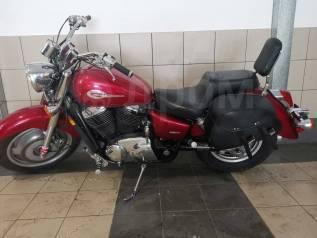 Honda Shadow 1100, 2004