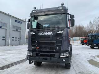 Scania S620A6x6HZ, 2020