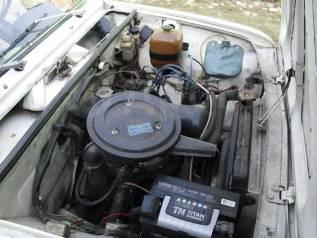 Двигатель ваз 2105 без навесного