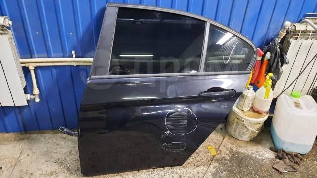 Дверь боковая. BMW 3-Series, F30