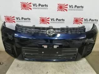 Бампер передний на Toyota Corolla Rumion NZE151 в Красноярске