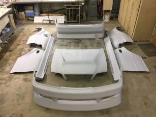 Body KiT Chaser 100 Капот + обвес + расширение кузова.