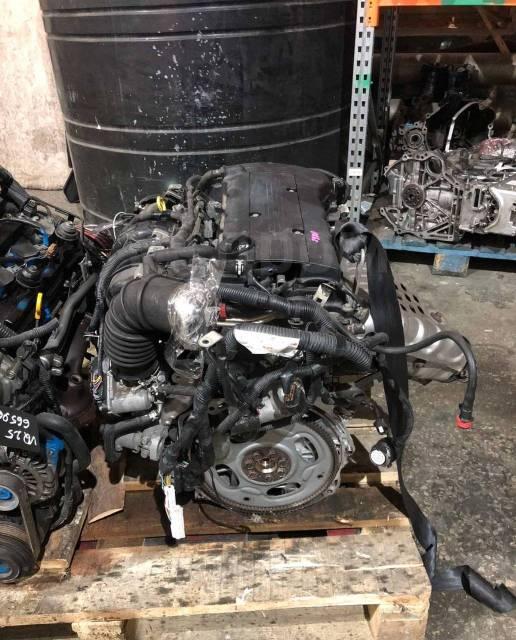 Двигатель в сборе. Citroen C4 Citroen C-Crosser Peugeot 4008 Mitsubishi ASX Mitsubishi Outlander 4B11