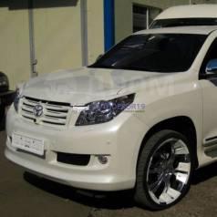 """Передний бампер """"Elford style"""" Land Cruiser Prado 150 (Тойота Прадо)"""