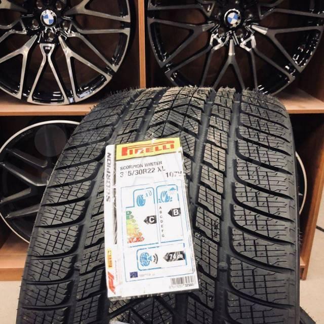 Pirelli, 295/35 R21, 315/30 R22