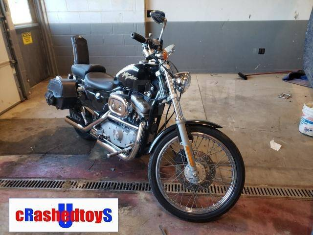 Harley-Davidson Sportster 883 Custom XL883C. 883куб. см., исправен, птс, без пробега. Под заказ