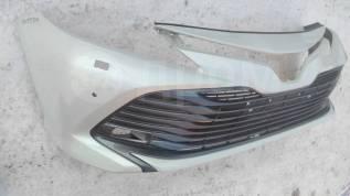 Бампер передний Тойота Камри 70 Toyota Camry 2019