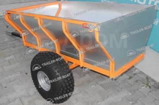 Прицеп для квадроцикла одноосный Alfeco 350