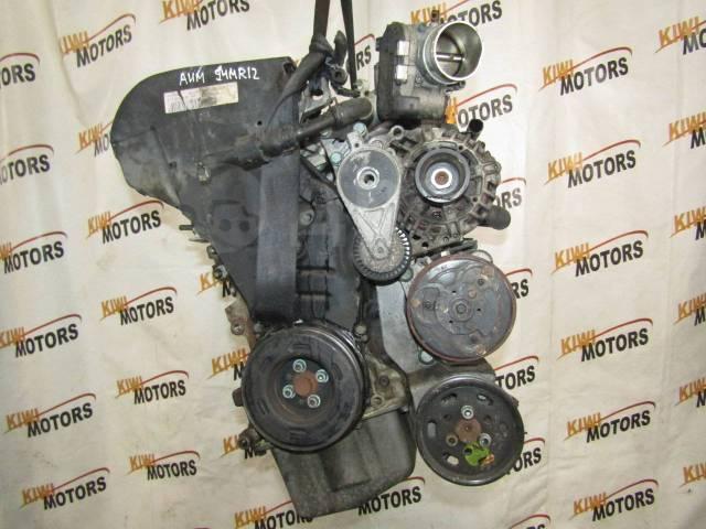 Контрактный двигатель Skoda Octavia 1.8 Ti AUM VW Golf 4 Bora Audi TT AUM AUQ ARZ ARY ARX