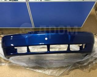 Бампер передний ваз 2110-11-12 lada окрашенный
