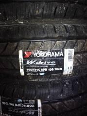 Yokohama W.Drive WY01, 195 R14C 8PR