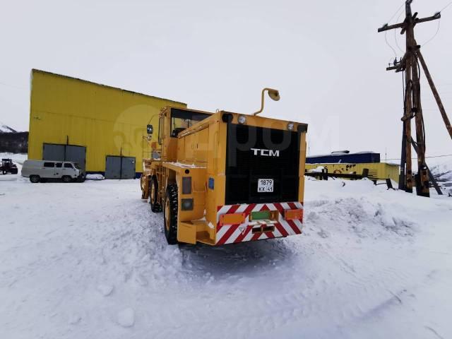 TCM. Продается шнекороторный снегоочиститель, 17 890куб. см.