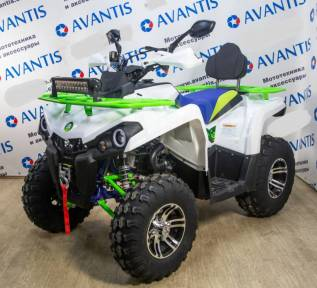 Квадроцикл AVANTIS FORESTER 200 PREMIUM, 2021