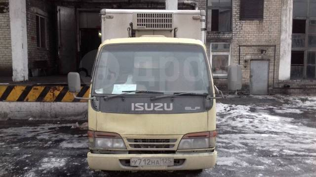 Isuzu Elf. Продается грузовой фургон рефрижератор Исудзу Эльф, 4 334куб. см., 2 110кг., 4x2