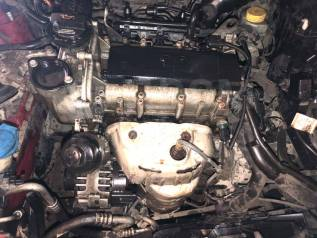 Двигатель 1,2 BZG Шкода Фабия
