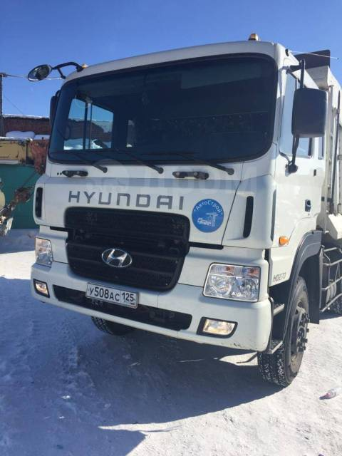 Hyundai HD270. Самосвал, 20 000кг., 10x6