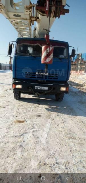 Галичанин КС-55729-1В. Продаётся автокран галичанин, 4 000куб. см., 39,70м.