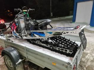 Polaris PRO-RMK 800 155, 2011