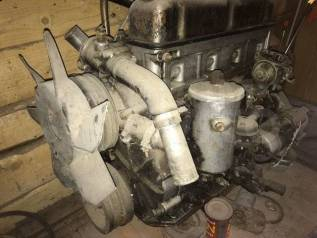 ДВС Двигатель ГАЗ 3110 402