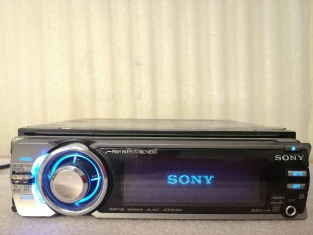 Sony cdx-gt929u