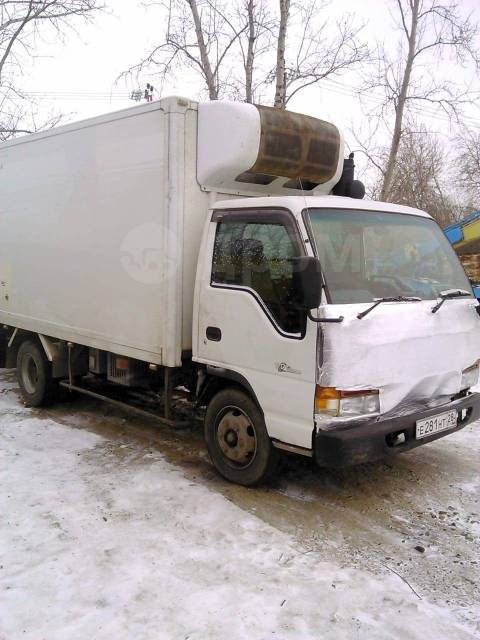 Isuzu Elf. Продам грузовик Isuzu elf в Благовещенске, 4 600куб. см., 4x2