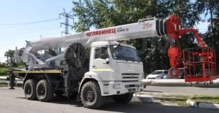 Челябинец КС-55732-33, 2021